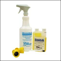 microside bird control disinfectant