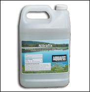 Nitrafix for lakes and ponds