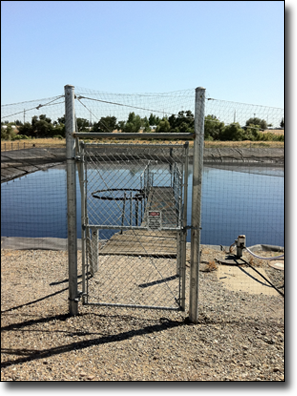 industrial pond netting