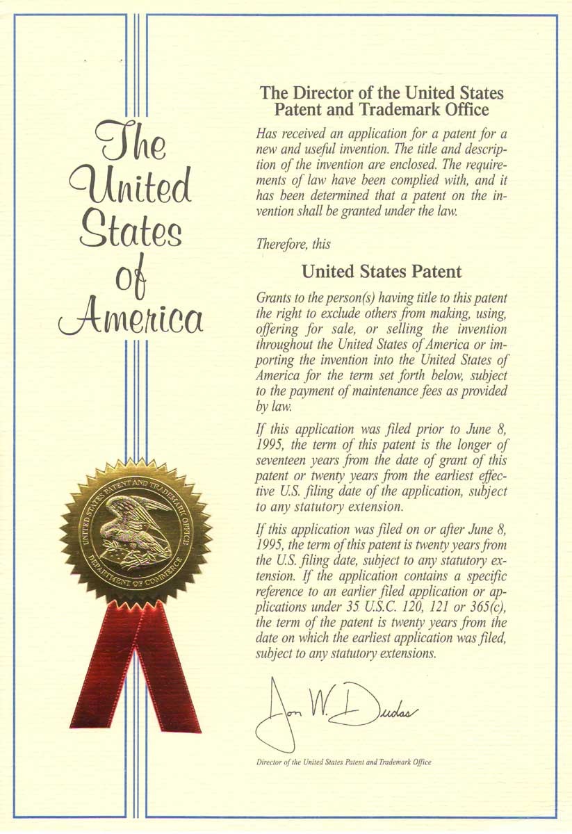 Bird-B-Gone, Inc. Awarded Three New Patents