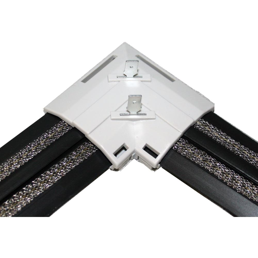 Bird Jolt Flat Track Snug Fit Corner Connectors