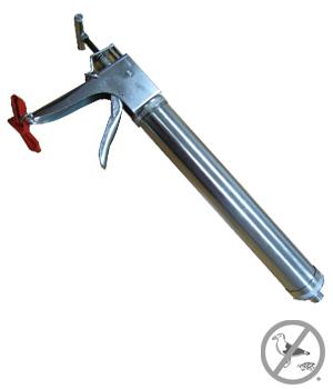 Bird OFF Gel Applicator Caulking Gun ( for use with 5 gallon pail)