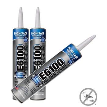 E6100 Adhesive Glue 10 ounce