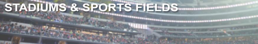 stadiums and sports fields bird control