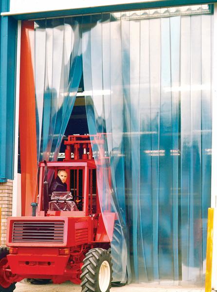 vinyl strip doors